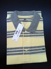 **NWT**Lacoste Polo Shirt BeurreDyed/Cambouis Size 7 (XL) Retail: $98.00
