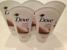SPECIAL OFFER!!!  10 x Dove Visible Beauty Hand Cream 75ml.
