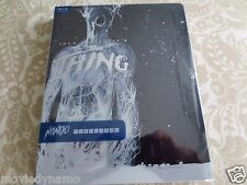 THE THING (Blu-ray Steelbook) MONDO X #8 Target Exclusive Mondo Art Slip Cover!!