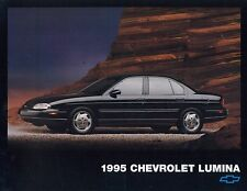 1995 CHEVROLET LUMINA DATENBLATT LEAFLET SHEET ENGLISCH (USA)