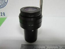 MICROSCOPE PART POLYVAR REICHERT LEICA EYEPIECE WPX10X OPTICS  BIN#R5-47