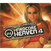 Hardcore Heaven 4 mixed by Scott Brown, Kevin Energy & Joey Riot (triple CD set)