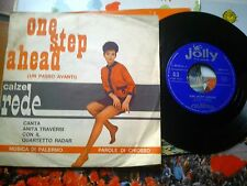 "7""  PROMO CALZE REDE ANITA TRAVERSI CON QUARTETTO RADAR ONE STEP AHED"