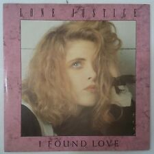 "Lone Justice I Found Love Single 7"" UK 1987    Maria McKee"