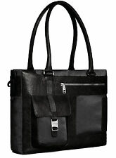 Piquadro Frame Black Womens Office/Casual Bag BD1589FR/N