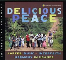 Delicious Peace: Coffee Music & Interfaith Harmony (2013, CD NIEUW)