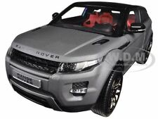 LAND ROVER RANGE ROVER EVOQUE GREY 2 DOORS 1/18 BY WELLY 11003
