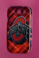 OHIO STATE BUCKEYES 1 Piece Glossy Case / Cover For Samsung GALAXY S3 (Design 5)