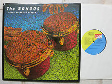 Bonghi-Drums along the Hudson LP PVC 8909 NEW STILL SEALED NUOVO & SIGILLATO