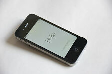 Apple iPhone 4s - 8GB - Black Official Unlock Smartphone In Great Condition NR