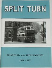 BRADFORD TROLLEYBUS HISTORY - Trolleys Buses Bus 1960's West Yorkshire Transport