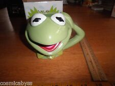 Kermit the Frog Dakin figural mug MIB Jim Henson Kermit Collection Muppets