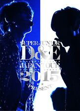 SUPER JUNIOR D&E [JAPAN TOUR 2015 -PRESENT-] First Limited Edition 2DVD+Booklet