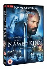 In The Name Of The King Leelee Sobieski, Jason Statham, Ray Liotta, NEW R2 DVD