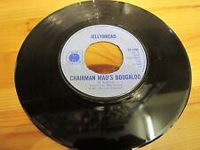 "57 - 3162 UK 7"" 45RPM JELLYBREAD ""CHAIRMAN MAO'S BOOGALOO"" VG+"