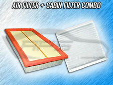 AIR FILTER CABIN FILTER COMBO FOR 2009 2010 2011 2012 2013 2014 2015 FORD EDGE