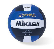 Mikasa INDOOR VOLLEYBALL - PREMIER SERIES - Micro-Cell composite cover game ball