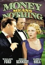 MONEY MEANS NOTHING DVD 2004 DVDS ARE GREAT GIFTS