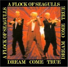 A FLOCK OF SEAGULLS - Dream Come True - CD - New & Sealed - Cherry Pop