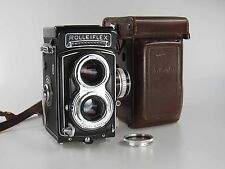 Rolleiflex T Model 3 mit Tessar 3,5 75 mm very nice condition  80132