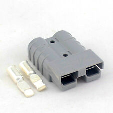 ANDERSON SB50- 50A600V Plug - LARGE CABLE TERMINAL BATTERY POWER CONNECTOR-GRAY