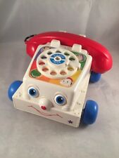 Toy Story 3 Talking & Sounds Chatterphone Fisher Price Chatter Telephone