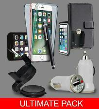 Ultimate Accessorio Bundle Kit Per iPhone 7-Custodia e Supporto Caricatore Kit