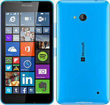 NEW NOKIA LUMIA 640 BLEU 4G LTE WINDOWS 8 SMARTPHONE débloqué 8Gb