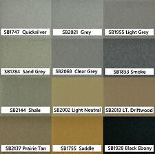 98-03 Dodge DURANGO Headliner Foam Backed Fabric Cloth Repair Material Free Samp