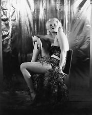 "Jean Harlow 10"" x 8"" Photograph no 7"