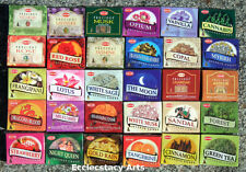 Hem Assorted Incense Cone Sampler Mixed VARIETY SET 20 Boxes = 200 Cones Bulk