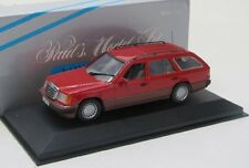 Mercedes Benz 250 TD Break ( 1991 ) rot / Minichamps 1:43