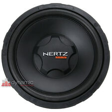 "HERTZ ES 300.4 Car Stereo 12"" Energy-Series 4-Ohm  Subwoofer 700W MAX New"