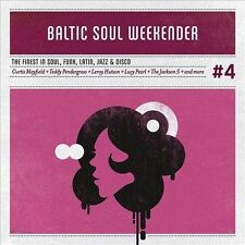 `Various Artists - Baltic Soul Weekender #4 [LP] (feats. Curtis May VINYL LP NEW