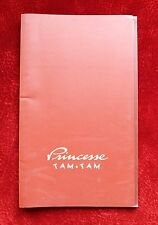 Princesse Tam Tam ~ Lingerie Catalog ~ Fall/Winter 1997/98 ~ Panties Bras
