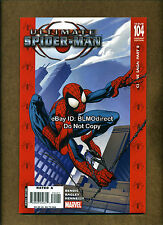 2007 Ultimate Spider-Man #104 VF/NM Red 1 In 50 Variant Marvel Comics