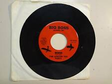 "BOSTON TEA PARTY: Words 2:15- Spinach 1:52-U.S. 7"" 1967 Big Boss FW- 1002,Psych."