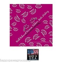 Wicked Women Choppers WELL BEHAVED SELDOM MAKE History BANDANA Scarf SCARVE Head
