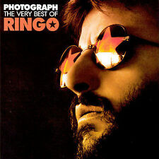 RINGO STARR**PHOTOGRAPH: THE VERY BEST OF RINGO**CD+DVD