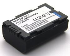 Battery For Panasonic NV-EX21A NV-EX21EG NV-EX3 NV-EX3EG NV-GS1B NV-GS1EG NV-GS3