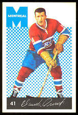 1962 63 PARKHURST HOCKEY #41 CLAUDE PROVOST EX-NM MONTREAL CANADIENS CARD