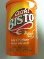 170g TUB OF BISTO CHICKEN GRAVY GRANULES, BRITISH FOOD, WILL SHIP WORLDWIDE