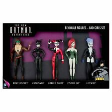 The New Batman Adventures Bad Girls Bendable Action Figure Boxed Set