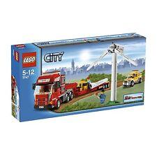 Rareza: Lego City 7747-turbinas eólicas-transportador-se ensamblan * top!!!