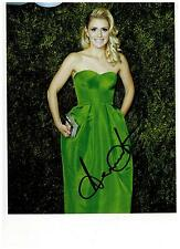 ANNALEIGH ASHFORD-ACTRESS--BROADWAY---Signed 8x10 PROOF