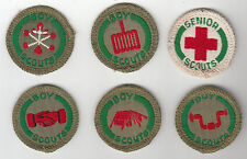 BOY SCOUT PROFICIENCY BADGE COLLECTION (209)
