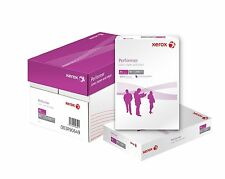 A4 XEROX Performer 80gsm Plain Paper.For Inkjet, Laser, Copy & Fax. 5 reams