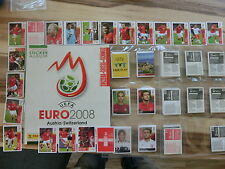 PANINI EURO 2008 WM 08 SWISS ED.* KOMPLETTSET LEERALBUM *LOOSE SET EMPTY ALBUM