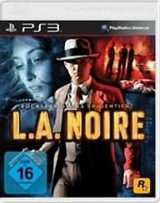 Playstation 3 L.A. LA Noire Crime-Thriller Top Zustand