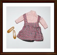 Adorable Set Of Clothes - For Stacie Doll  - W/ Shoes  - Barbie - Lot 73